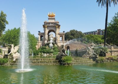 Cascada Monutmental at Parc de la Ciutadella 2