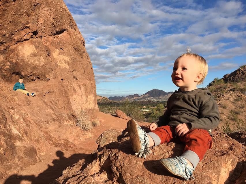 4 Best Kid Friendly Hiking Trails in Phoenix