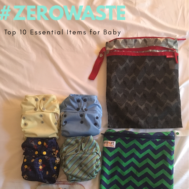 10  Essential Zero Waste Items for Baby